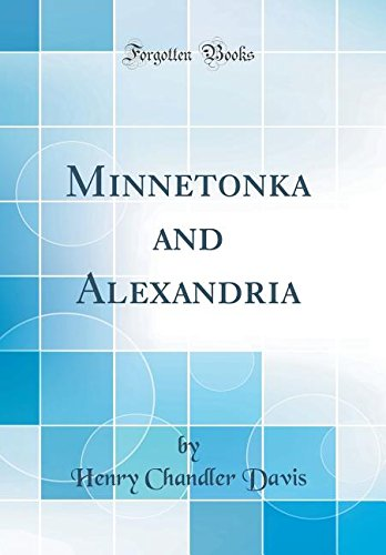 Minnetonka and Alexandria (Cla...