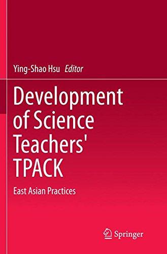 Development of Science Teachers' TPACK: East Asian Practices