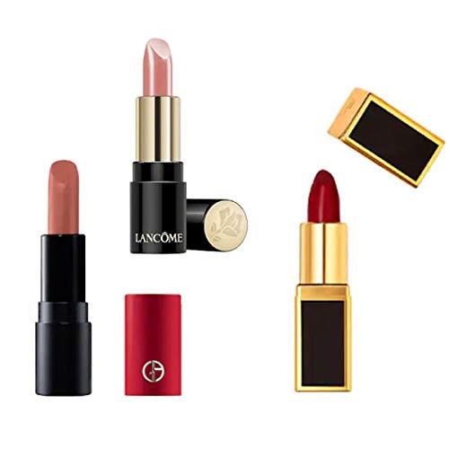Mini Lip 3set TOM FORD + LANCOME + GIORGIO ARMANI