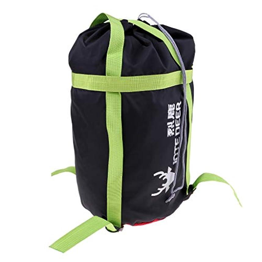 どっち進化する操縦するSharplace 圧縮バッグ キャンプ 圧縮袋 巾着袋 圧縮サック 収納袋 アウトドア 全3色