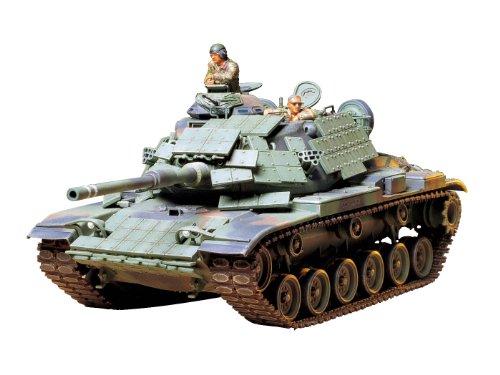 1/35 ミリタリーミニチュアシリーズ M60A1リアクティブアーマー