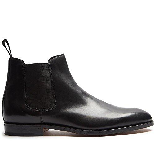 (ジョンロブ) John Lobb メンズ シューズ・靴 ブーツ Lawry leather chelsea boots [並行輸入品]
