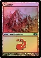 英語版フォイル マジック基本セット2013 Magic 2013 Core Set M13 山 Mountain (#243) マジック・ザ・ギャザリング mtg