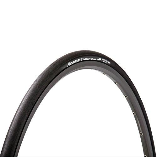 パナレーサー(Panaracer) クリンチャー タイヤ [700×25C] クローザープラス F725-CLSP-B ブラック ( ロードバイク クロスバイク / ロードレース 通勤 ツーリング用 )
