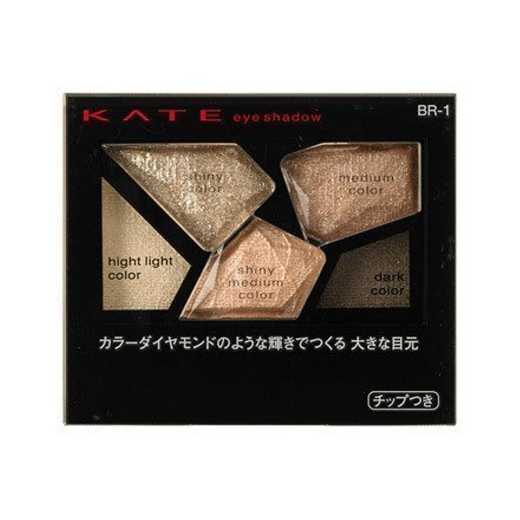 パーフェルビッドチャットめったに【カネボウ】ケイト カラーシャスダイヤモンド #BR-1 2.8g