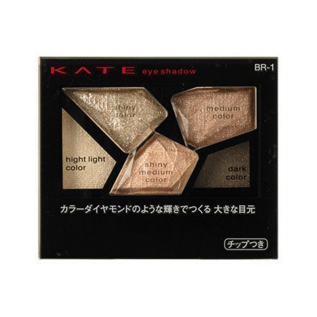 ラベンダーレベル正気【カネボウ】ケイト カラーシャスダイヤモンド #BR-1 2.8g
