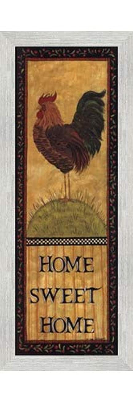 Home Sweet Home by Lisa Hilliker – 10 x 30インチ – アートプリントポスター LE_479944-F10587-10x30