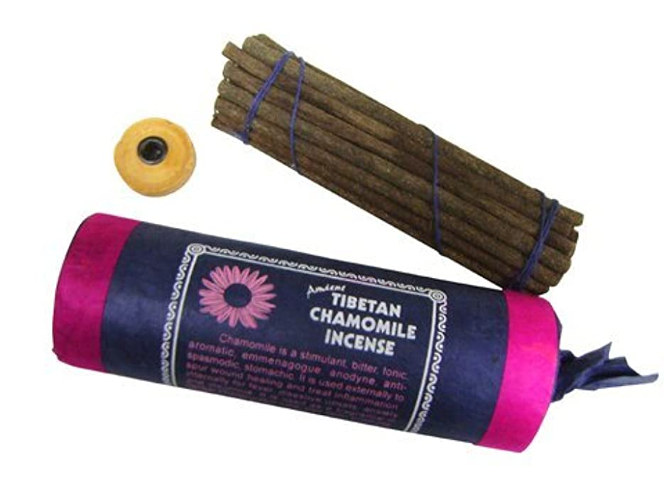刑務所入浴島NEPAL INCENSE 【TIBETAN CHAMOMILE INCENSE カモミール】