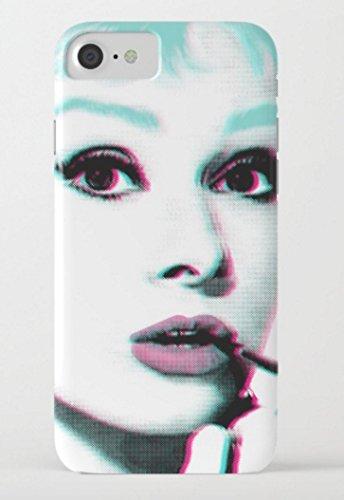 オードリー・ヘップバーン society6 iPhone 7/7 Plusケース (iPhone 7 Plus, Audrey05) [並行輸入品]