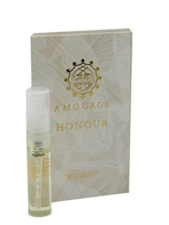 効果保証金独裁Amouage Honour Woman EDP Vial Sample 2ml(アムアージュ オナー ウーマン オードパルファン 2ml)[海外直送品] [並行輸入品]