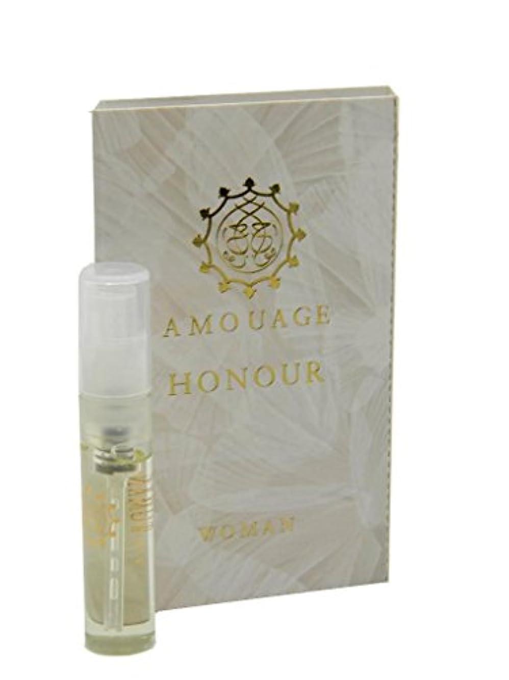 トイレ母マットAmouage Honour Woman EDP Vial Sample 2ml(アムアージュ オナー ウーマン オードパルファン 2ml)[海外直送品] [並行輸入品]