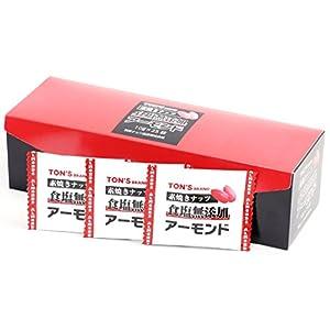 東洋ナッツ 素焼きアーモンド 10g 25袋