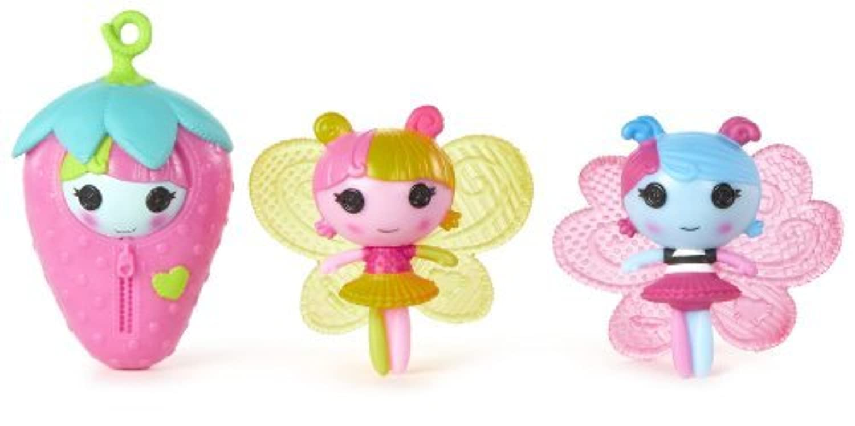 Lalaloopsy Mini Lala Oopsie Littles Doll, 3-Pack (Style 1) by Lalaloopsy [並行輸入品]