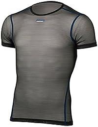 ファイントラック パワーメッシュTシャツ ブラック FUM0812 メンズ M