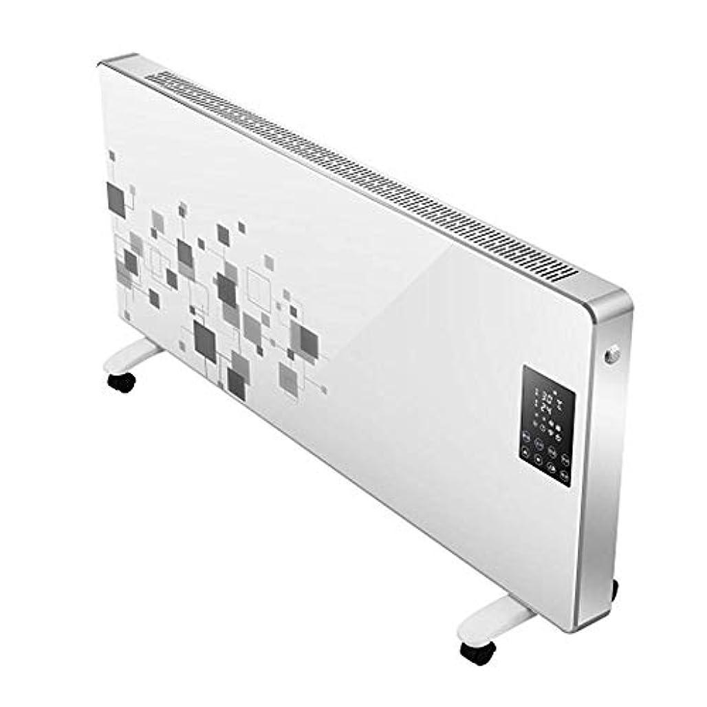かまど予見する長老LHA 電気ファンヒーター 小型周波数インバータヒーターホーム省エネ速度熱-2000W