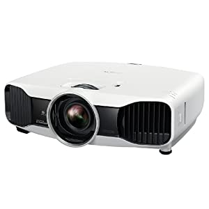 EPSON dreamio ホームプロジェクター EH-TW8000W 3D対応 Full HD(1080p) 2,400lm コントラスト比200,000:1 HDMI端子×2 トリガーアウト×2 ワイヤレス対応 EH-TW8000W