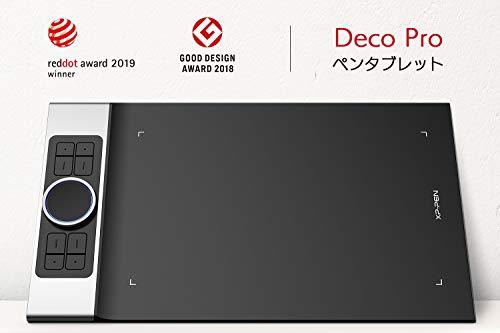 XP-Pen ペンタブ  筆圧8192  Deco Pro Medium B07S63VTQ5 1枚目