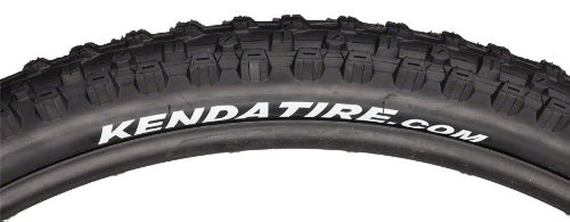 説明するうぬぼれ送るKenda John Tomac Nevegal K1010 DTC Folding Mountain Bicycle Tire (Black - 29 x 2.2) by Kenda