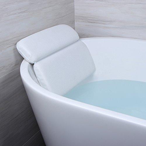 Angelbubbles お風呂 枕 バスピロー 半身浴 高品...