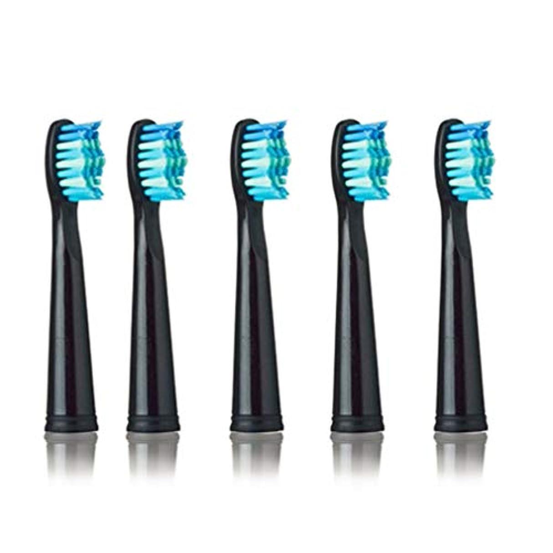 みすぼらしい甘くする壁SEAGO 949/507/610/659電動歯ブラシ用電動歯ブラシヘッド抗菌自動歯ブラシヘッド