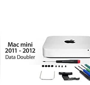 OWC TWIN DRIVE ツインドライブ Data Doubler 2.5 for Mac mini 2011-2012SSD HDD 2台搭載キット【正規販売品】