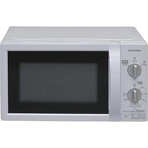 アイリスオーヤマ 電子レンジ 17L ターンテーブル ホワイト IMB-T174-6