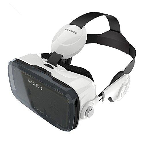 Virtoba X5 VR BOX 3Dメガネ 3Dグラス VRゴーグル ス...