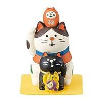 DECOLE デコレ concombre コンコンブル 福重ね招き猫【FUKU福MONO】