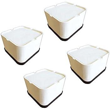 日晴金属 洗濯機と防水パンの間にすき間を作る!洗濯機かさ上げ台 LC-KD65