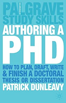 Authoring a phd thesis