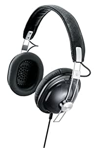パナソニック 密閉型ヘッドホン ブラック RP-HTX7-K