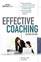 Manager's Guide to Effective Coaching, Second Edition (A Briefcase Book)