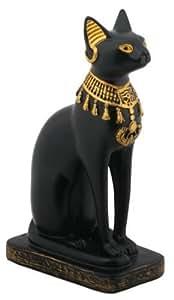 バステト神 bastet 猫型の女神 立像【エジプシャン・置物・フィギュア・古代エジプト】