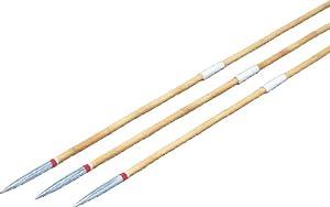 三和体育(SANWATAIKU) やり投げ用 竹やり (練習用) S-1347