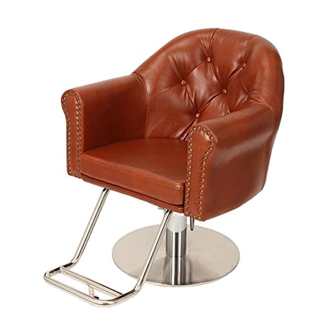 インフレーション交流するサーマル< エトゥベラ > スタイリングチェア スペリオル SP-994 ブラウン [ チェア 椅子 イス セットチェア セット椅子 セットイス カットチェア カット椅子 カットイス 美容室椅子 美容室 美容師 ]