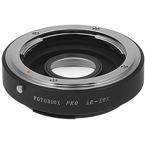 Fotodiox Pro Lens Mount Adapter, Konica AR Lens to Canon EOS Camera such as EOS 7D, 5D Mark III, and Rebel T3i [並行輸入品]