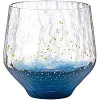 東洋佐々木ガラス フリーグラス 江戸硝子 八千代窯 藍 260ml 10391