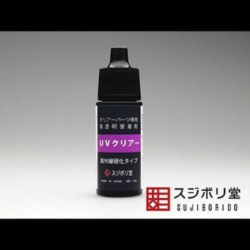 紫外線硬化型透明接着剤 UVクリアー