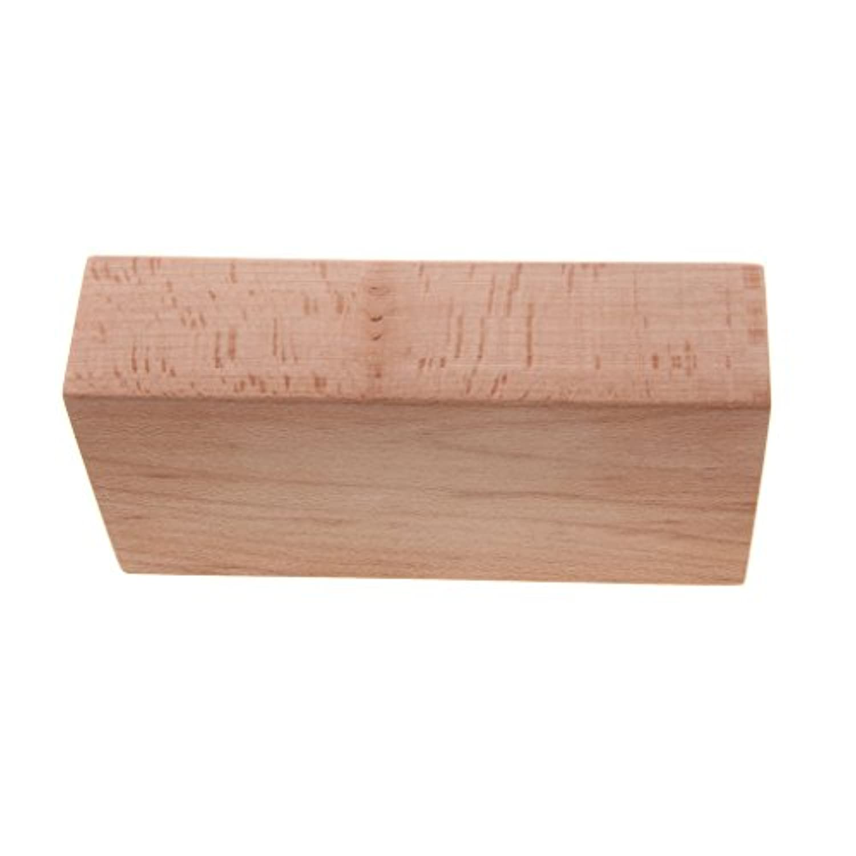 Baosity 76穴 レザーパンチ ホルダー スタンド パンチ 革穿孔 クラフト DIY 木製