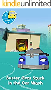 Buster Gets Stuck in The Car Wash - Educational Book for Kids - Picture Books for Children: by Little Baby Bum (Buster and Friends 2) (English Edition)