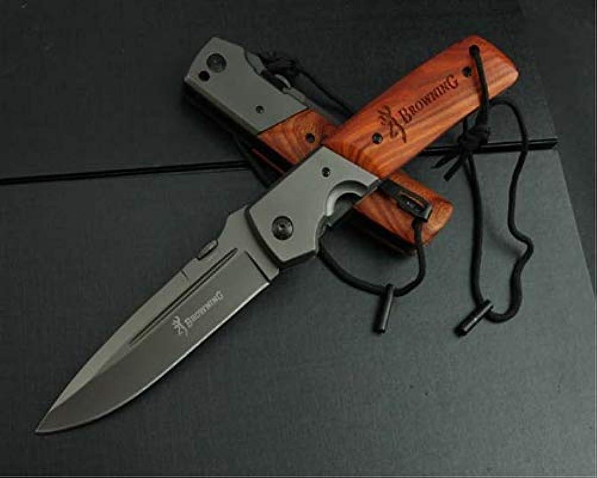 消化器プライバシー公式to pop DA-52 屋外戦術折りたたみナイフ