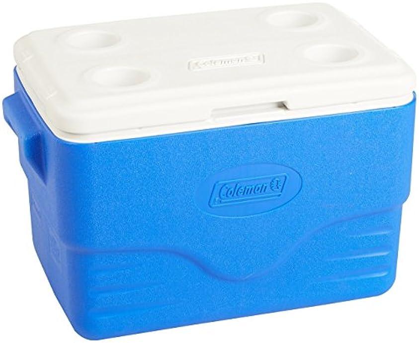 くしゃくしゃインド滑りやすいColeman 36 Quart Performance Cooler [並行輸入品]