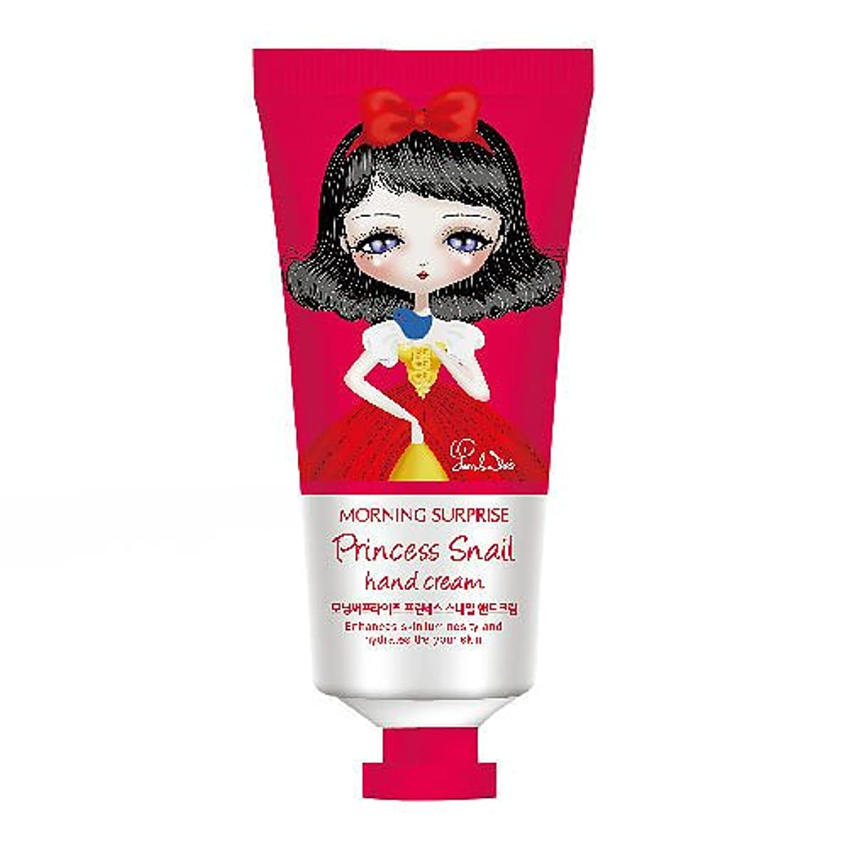 楽観優勢ゲージモーニングサプライズ ハンドクリーム(MORNING SURPRISE Hand Cream)【韓国コスメ】 (プリセンススネイル)