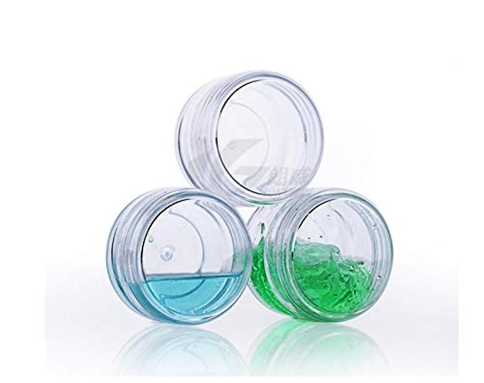 小分け容器 化粧品 クリーム 軟膏 空容器 クリームケース 化粧品用ボトル 詰め替え容器 化粧瓶 容器 旅行 携帯用 収納 10本セット