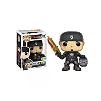 Funko - Gearof War - Marcus Fenix with Golden Lancer - Summer convention 2016 - 0889698105767