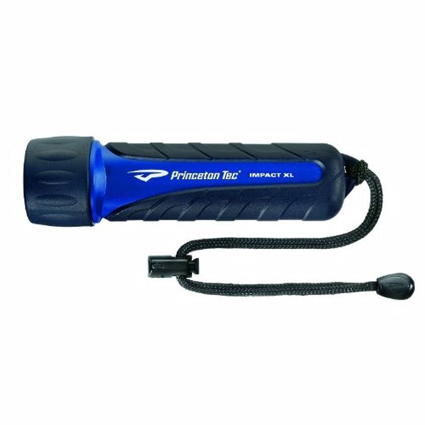 攻撃的電気の足音PRINCETONTEC(プリンストンテック) インパクトXL 1ワットLEDハンディライト ブルー IMPXL-BL