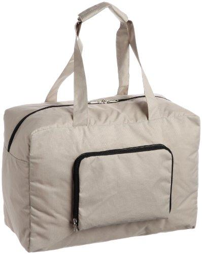 [ノーマディック] バッグ 折りたたみボストンバッグMサイズ FO-32 ベージュ ベージュ