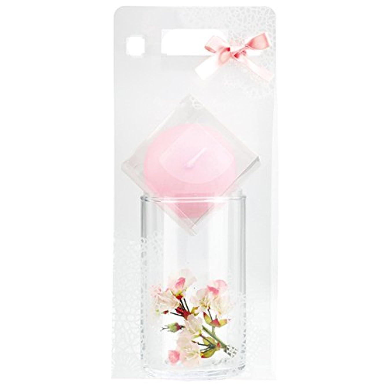 スキップポスター溶けた桜セット ピンク