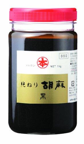 純ねり胡麻 黒 1Kg
