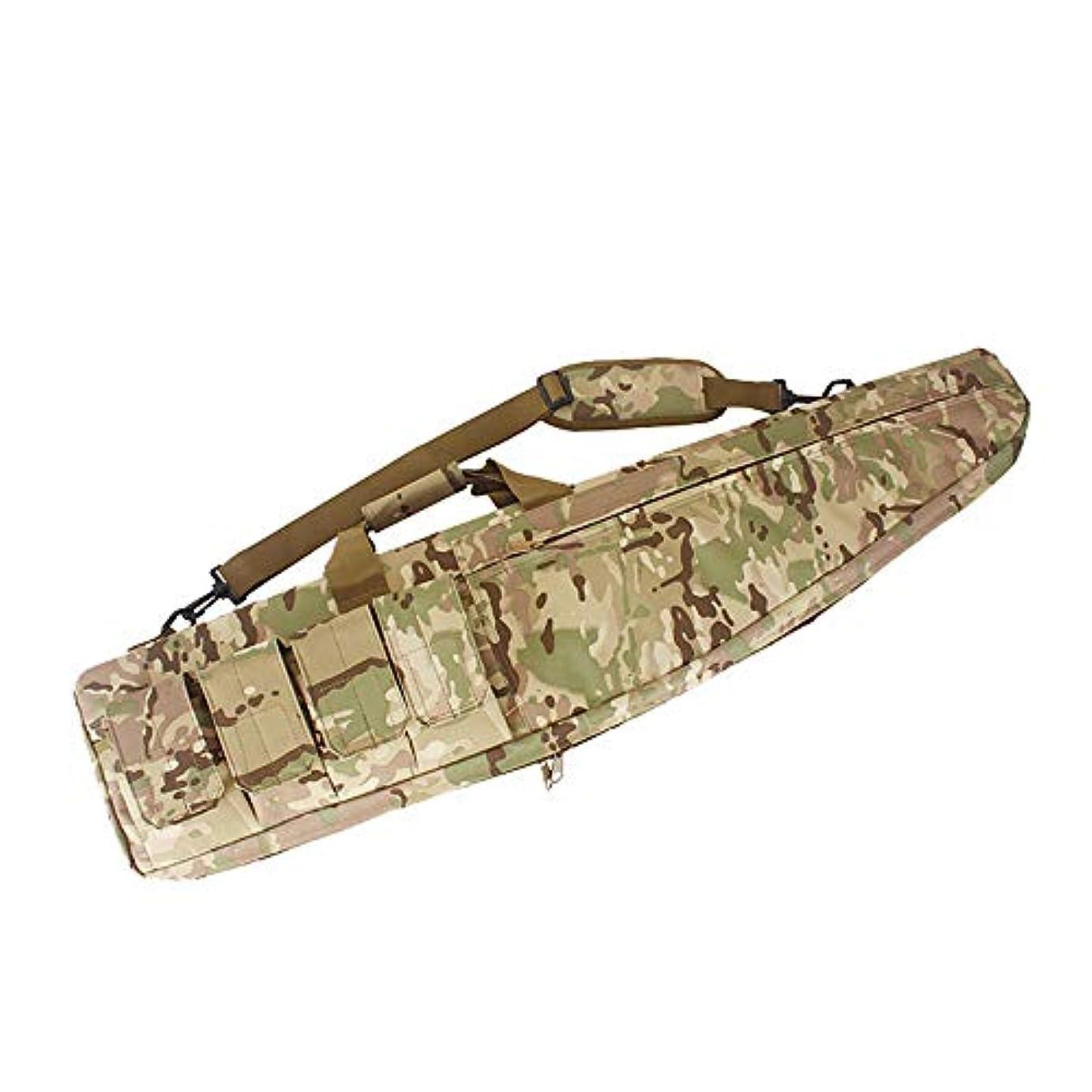 製品世界記録のギネスブック汚染恵\イーサン ポータブル 釣りロッド 釣り竿 ツール収納袋ロッドケース EVA 耐衝撃性 タックルバッグ 100cm